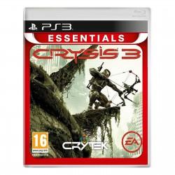 PS3 CRYSIS 3 (ESSENTIALS) - Jeux PS3 au prix de 6,95€