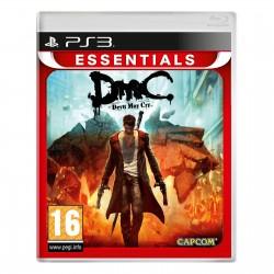 PS3 DMC DEVIL MAY CRY (ESSENTIALS) - Jeux PS3 au prix de 7,95€