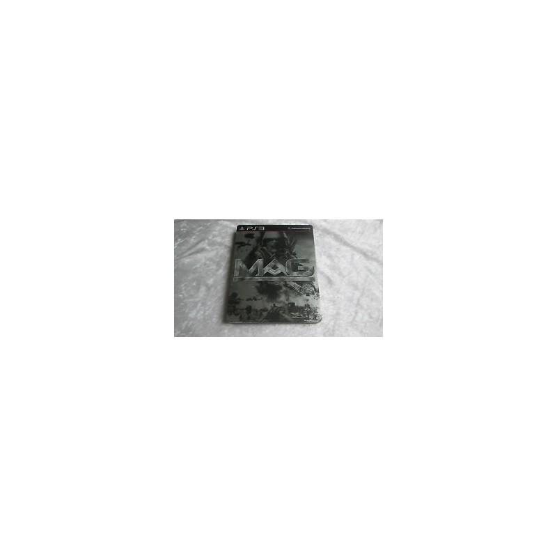 PS3 MAG STEELBOOK - Jeux PS3 au prix de 9,95€