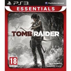 PS3 TOMB RAIDER (ESSENTIALS) - Jeux PS3 au prix de 9,95€