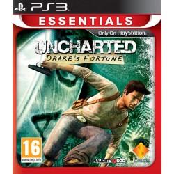 PS3 UNCHARTED DRAKE S FORTUNE (ESSENTIALS) - Jeux PS3 au prix de 4,95€