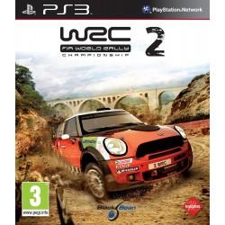 PS3 WRC 2 - Jeux PS3 au prix de 9,95€