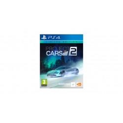 PS4 PROJECT CARS 2 LIMITED EDITION OCC - Jeux PS4 au prix de 29,95€