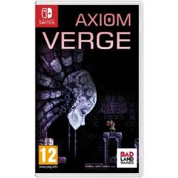 SWITCH AXIOM VERGE - Jeux Switch au prix de 29,95€