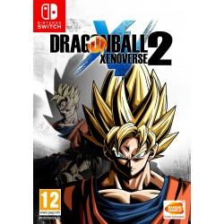 SWITCH DRAGON BALL XENOVERSE 2 OCC - Jeux Switch au prix de 24,95€