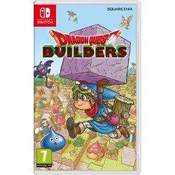 SWITCH DRAGON QUEST BUILDERS - Jeux Switch au prix de 49,95 €