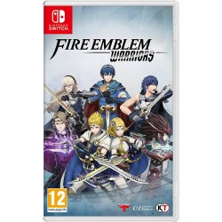 SWITCH FIRE EMBLEM WARRIORS OCC - Jeux Switch au prix de 24,95 €