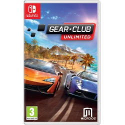 SWITCH GEAR CLUB UNLIMITED OCC - Jeux Switch au prix de 19,95 €