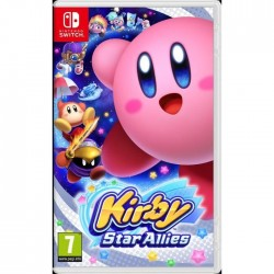 SWITCH KIRBY STAR ALLIES - Jeux Switch au prix de 59,95 €