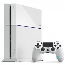 CONSOLE PS4 FAT 500 GO BLANC OCC - Consoles PS4 au prix de 199,95€