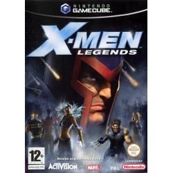 GC X MEN LEGENDS - Jeux GameCube au prix de 9,95€