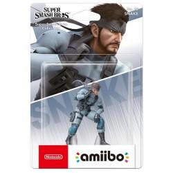 AMIIBO SUPER SMASH BROS 75 SNAKE - Figurines NFC au prix de 17,95€