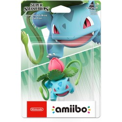 AMIIBO SUPER SMASH BROS 76 POKEMON HERBIZARRE - Figurines NFC au prix de 17,95 €