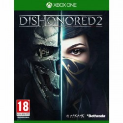 XONE DISHONORED 2 OCC - Jeux Xbox One au prix de 9,95 €