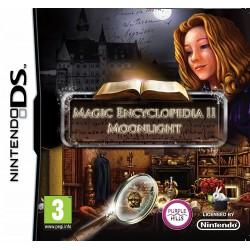 DS MAGIC ENCYCLOPEDIA 2 MOONLIGHT - Jeux DS au prix de 6,95€