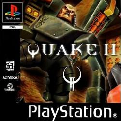 PSX QUAKE II - Jeux PS1 au prix de 6,95€