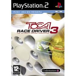 PS2 TOCA RACE DRIVER 3 - Jeux PS2 au prix de 3,95€
