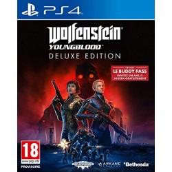 PS4 WOLFENSTEIN YOUNGBLOOD EDITION DELUXE OCC - Accessoires PS4 au prix de 19,95€