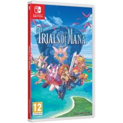 SWITCH TRIALS OF MANA - Jeux Switch au prix de 44,95€