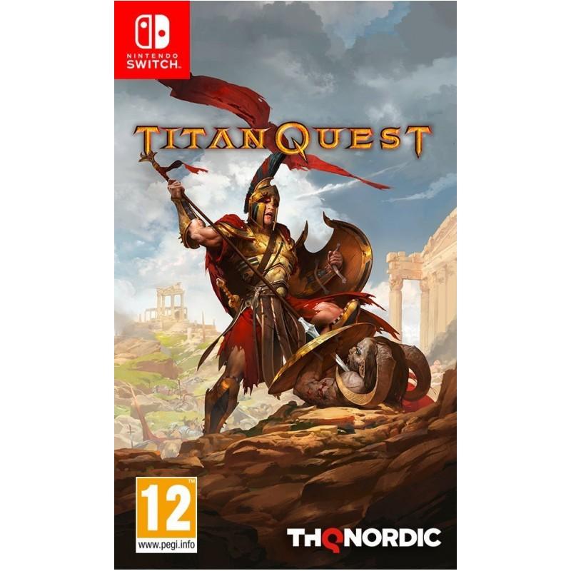 SWITCH TITAN QUEST OCC - Jeux Switch au prix de 14,95€