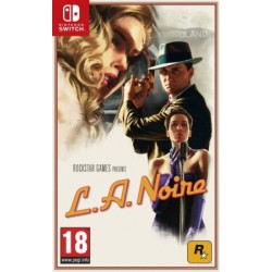 SWITCH LA NOIRE - Jeux Switch au prix de 39,95€