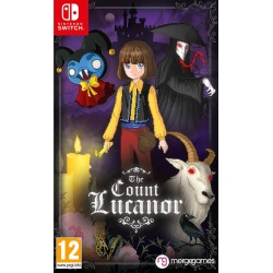 SWITCH THE COUNT LUCANOR OCC - Jeux Switch au prix de 19,95 €