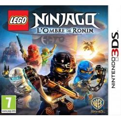 3DS LEGO NINJAGO L OMBRE DE RONIN - Jeux 3DS au prix de 7,95€