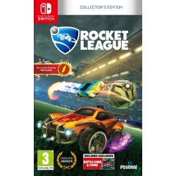 SWITCH ROCKET LEAGUE OCC - Jeux Switch au prix de 19,95 €