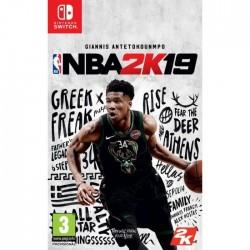 SWITCH NBA 2K19 OCC - Jeux Switch au prix de 19,95€