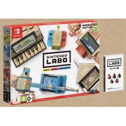 SWITCH NINTENDO LABO MULTI KIT - Jeux Switch au prix de 74,95 €