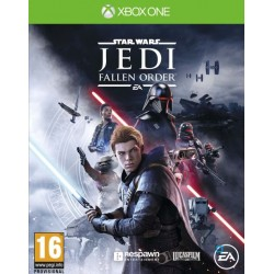 XONE STAR WARS JEDI FALLEN ORDER OCC - Jeux Xbox One au prix de 19,95€