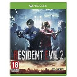 XONE RESIDENT EVIL2 - Jeux Xbox One au prix de 34,95€