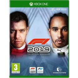 XONE F1 2019 - Jeux Xbox One au prix de 59,95€