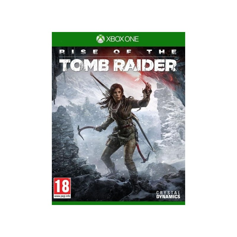 XONE RISE OF THE TOMB RAIDER OCC - Jeux Xbox One au prix de 14,95€