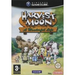 GC HARVEST MOON 2 A WONDERFUL LIFE - Jeux GameCube au prix de 24,95€