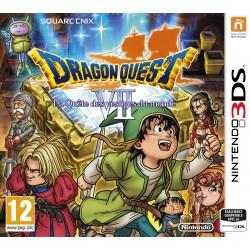 3DS DRAGON QUEST VII LA QUETE DES VESTIGES DU MONDE - Jeux 3DS au prix de 19,95€