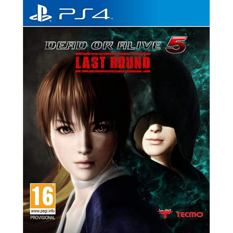 PS4 DEAD OR ALIVE 5 OCC - Jeux PS4 au prix de 14,95€
