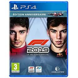 PS4 F1 2019 OCC - Jeux PS4 au prix de 14,95€