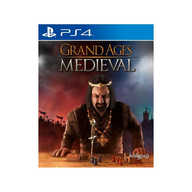 PS4 GRAND AGES MEDIEVAL OCC - Jeux PS4 au prix de 12,95€