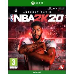 XONE NBA 2K20 - Jeux Xbox One au prix de 59,95€