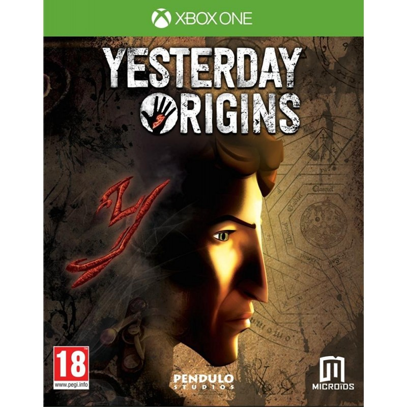 XONE YESTERDAY ORIGINS OCC - Jeux Xbox One au prix de 9,95€