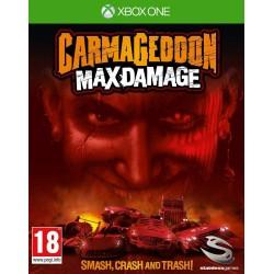 XONE CARMAGEDDON MAX DAMAGE OCC - Jeux Xbox One au prix de 14,95€