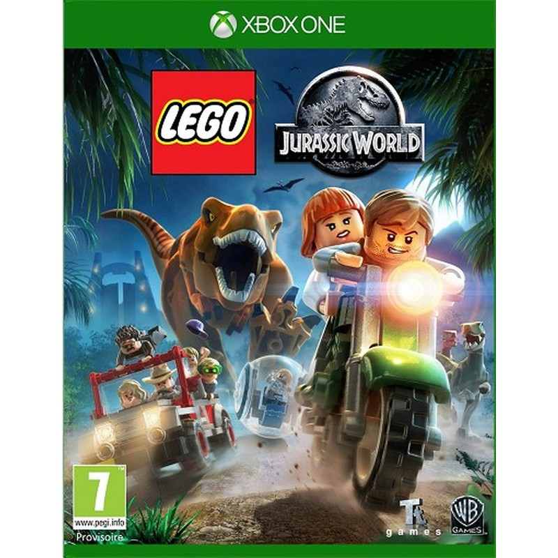 XONE LEGO JURRASSIC WORLD OCC - Jeux Xbox One au prix de 34,95€