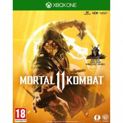 XONE MORTAL KOMBAT 11 OCC - Jeux Xbox One au prix de 34,95€
