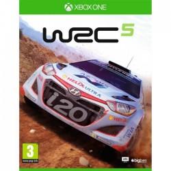 XONE WRC 5 OCC - Jeux Xbox One au prix de 7,95€