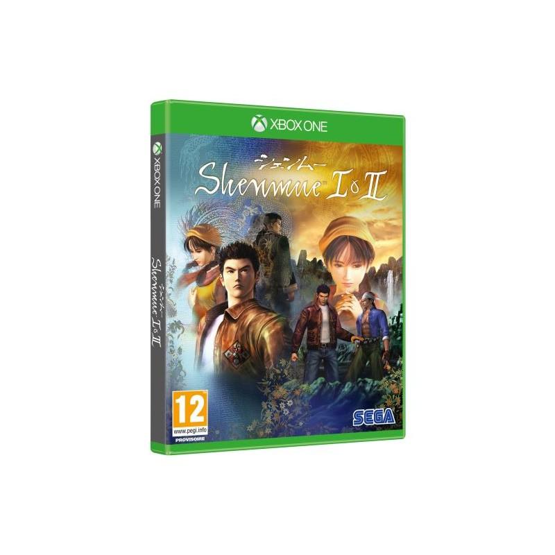 XONE SHENMUE 1 ET 2 OCC - Jeux Xbox One au prix de 14,95€