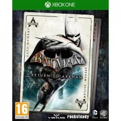 XONE BATMAN RETURN TO ARKHAM OCC - Jeux Xbox One au prix de 14,95€