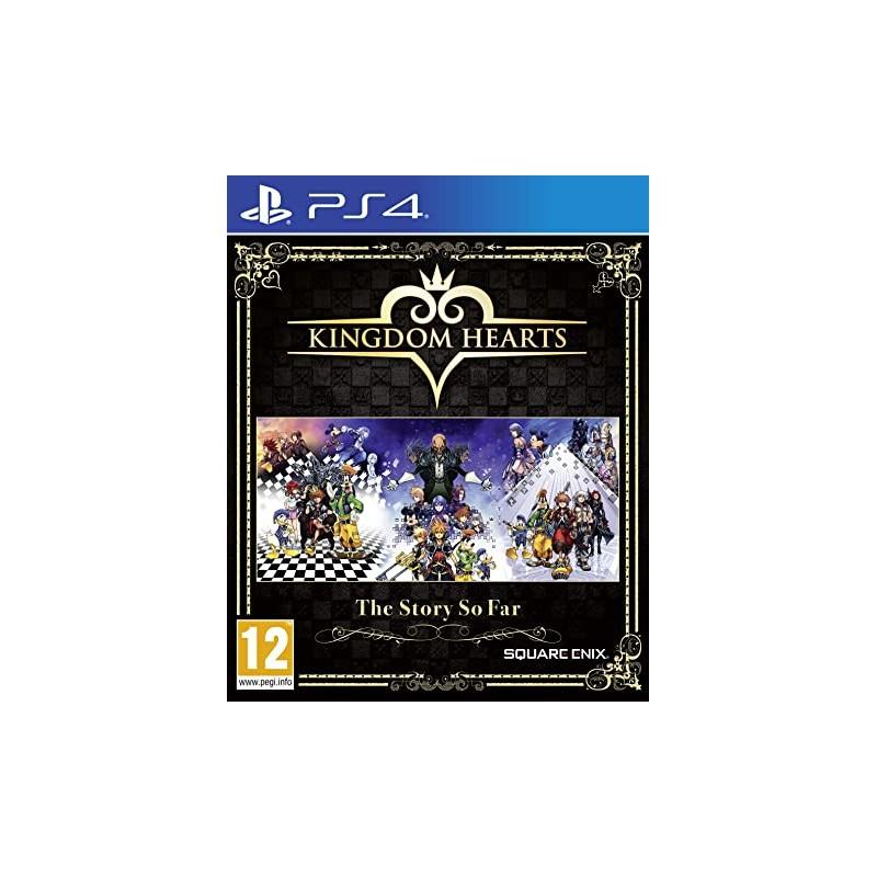 PS4 KINGDOM HEARTS THE STORY SO FAR OCC - Jeux PS4 au prix de 14,95€