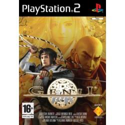 PS2 GENJI - Jeux PS2 au prix de 9,95€