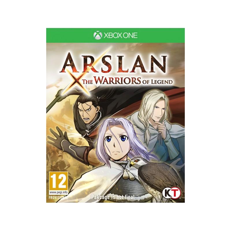 XONE ARSLAN OCC - Jeux Xbox One au prix de 9,95€
